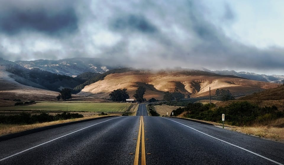 Hydrogen Infrastructure - Road in California