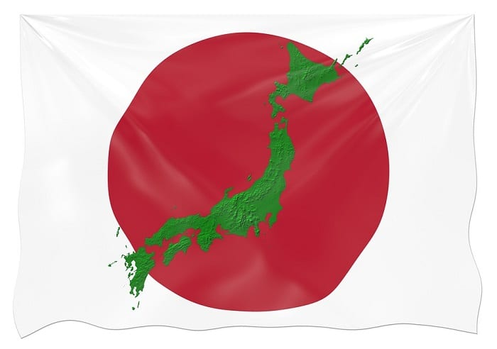 Renewable Energy Japan - Japanese Flag