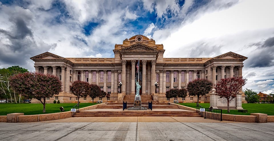 Renewable Energy - Pueblo, Colorado Courthouse