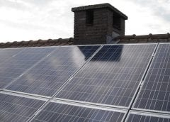 Solar Energy - Solar Power Panels on Roof