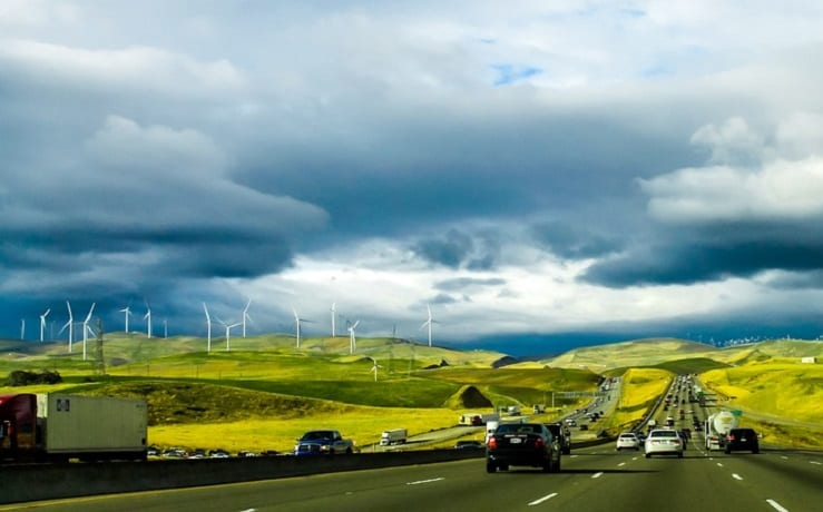 Wind energy industry in the US shows great promise