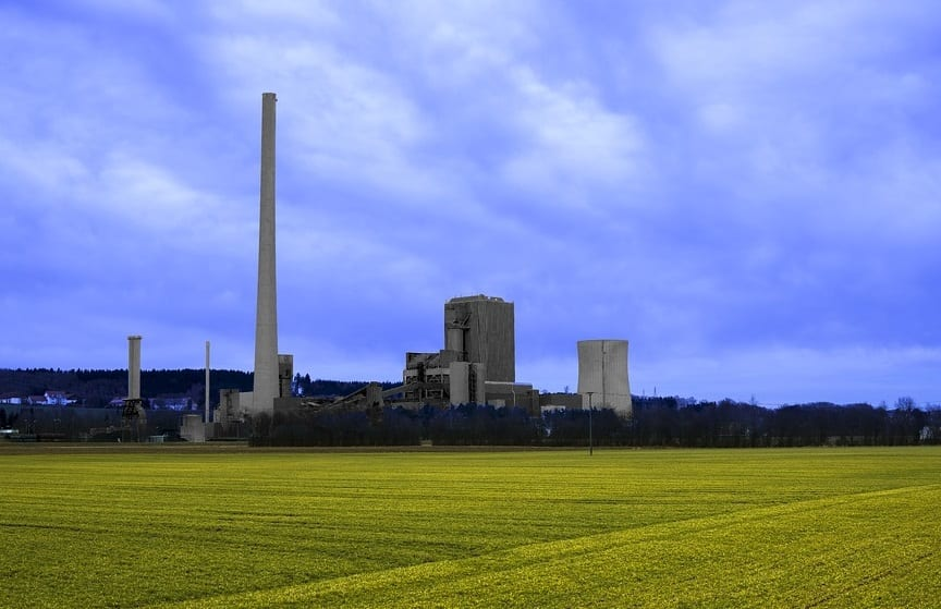 Renewable Energy - Coal Power Plant