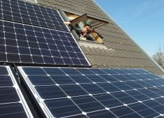 Solar Energy - Solar Panels on Rooftop