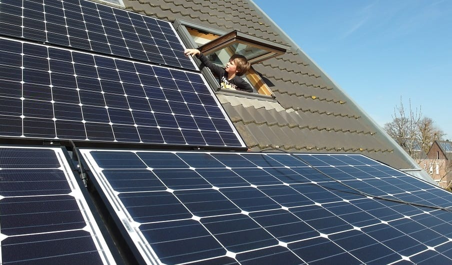 Rooftop solar energy could satisfy 25% of the country's electricity needs