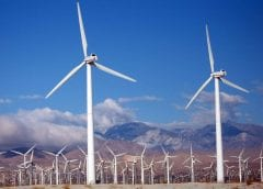 Wind Energy - Wind Farm Wind Turbines