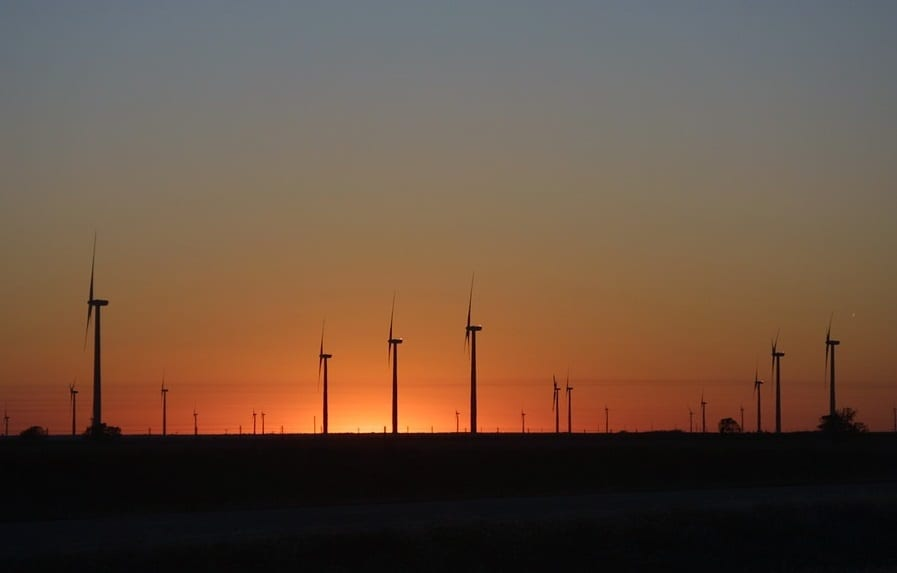 Wind energy market in Kansas is showing signs of healthy growth
