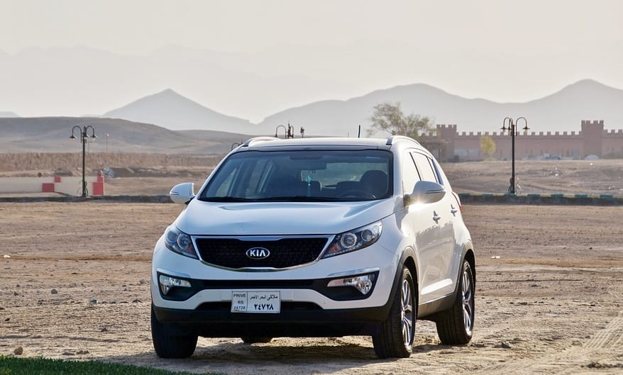 fuel cell vehicle - Image of Kia Vehicle
