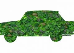 Hydrogen Fuel Cells - Green Vehicle