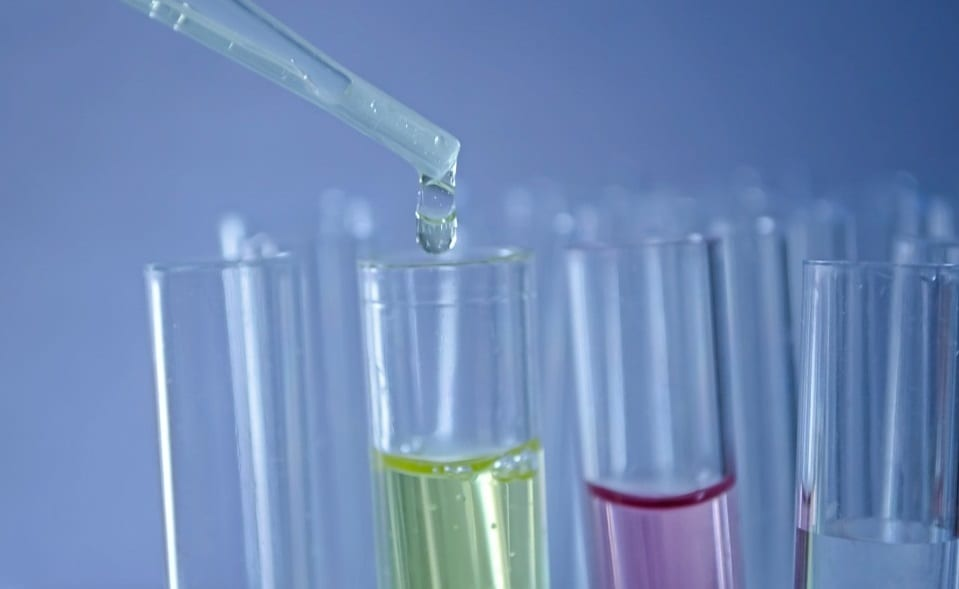 Hydrogen Fuel - Research involving test tubes