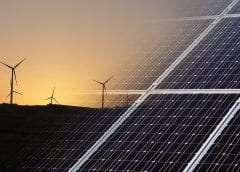 Renewable Energy Record - Wind and Solar
