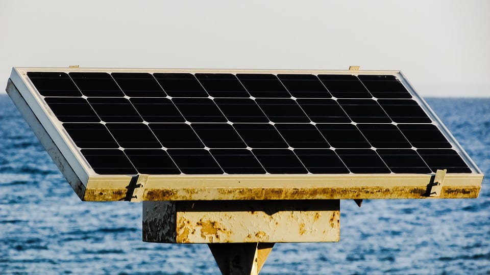Cost of solar energy is now lower than coal in India