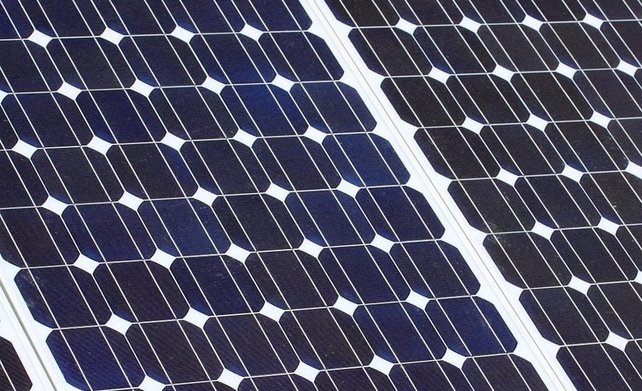 REC Solar begins production on its new solar panels