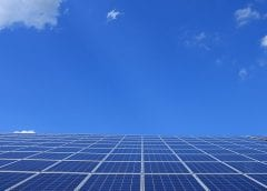 Sunroof - Solar Panels and Sky