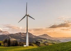 Wind Energy Strong Growth - Wind Turbine