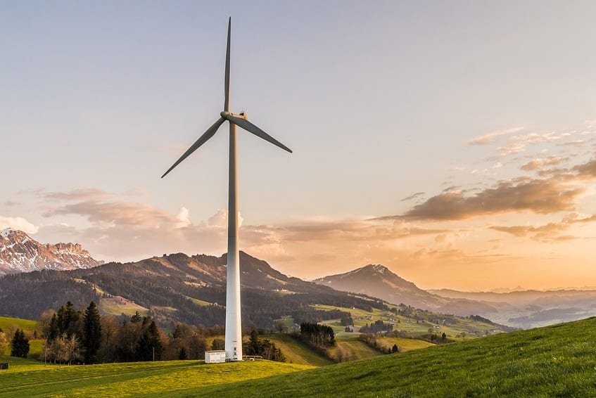 Wind energy shows strong growth in the first quarter of 2017