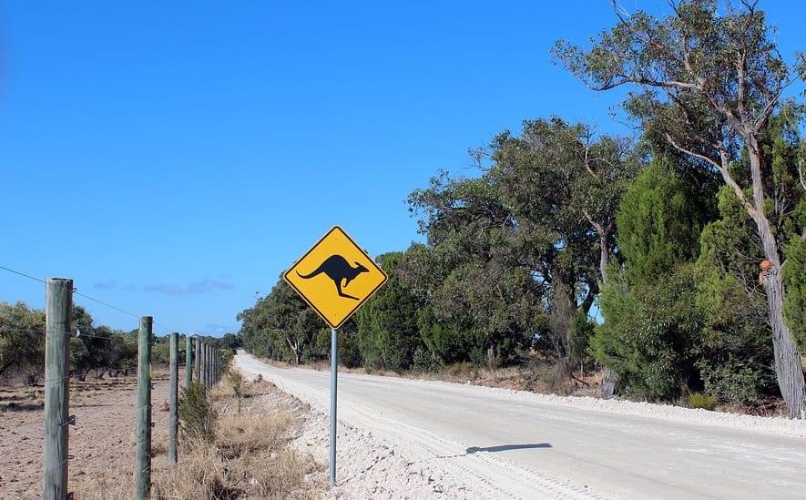 Clean Vehicles - Road in Australia