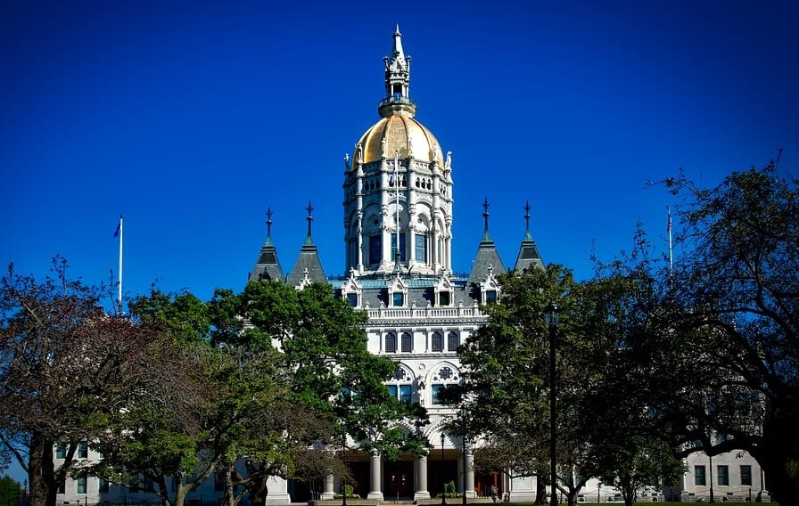 Fuel Cell Industry Legislation - Connecticut State Capitol Building
