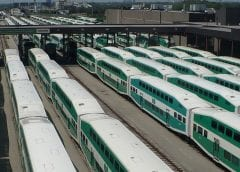 Fuel Cells - GO Transit Trains