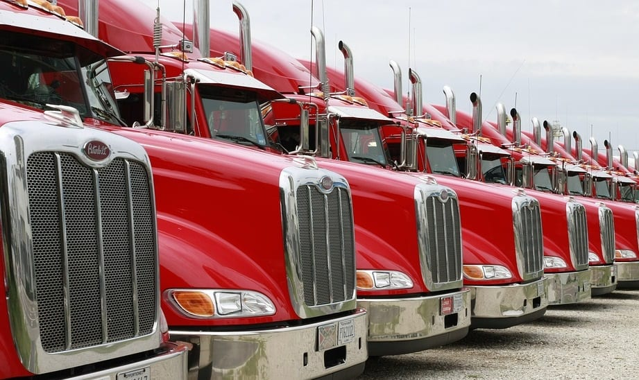 Fuel cell trucks to benefit from new partnership in California