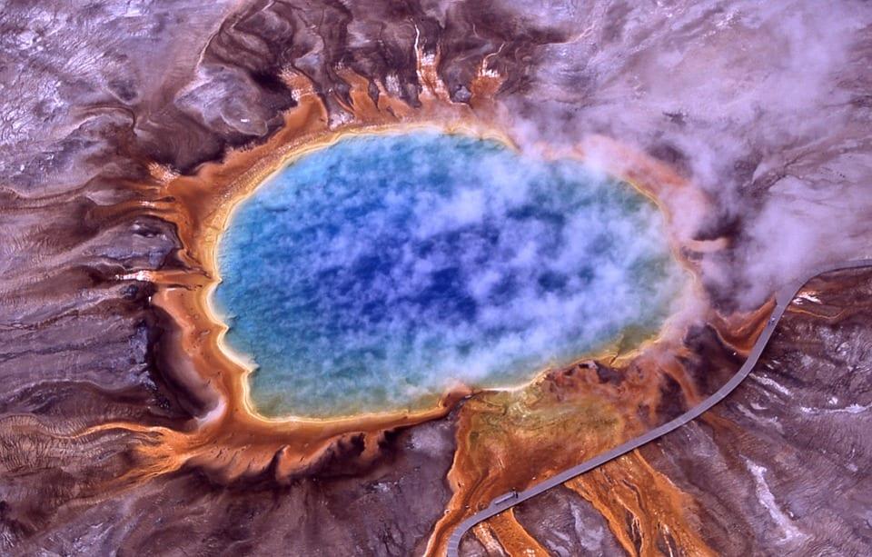 Geothermal Energy Hot Spring