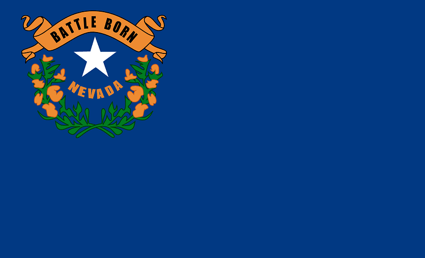 Renewable Energy - Nevada Flag