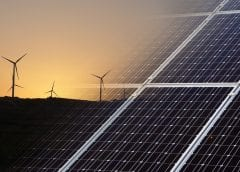 Renewable Energy Record - Solar and Wind
