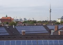 Residential Solar Energy - Solar panel energy on roofs