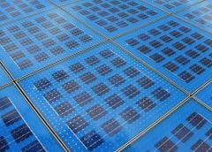 Solar Energy - Solar Tile Cells