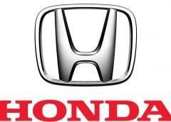 Hydrogen Fuel Cells - Honda Logo