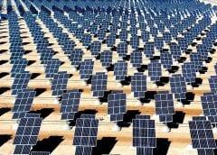 Solar Energy System - PV Farm