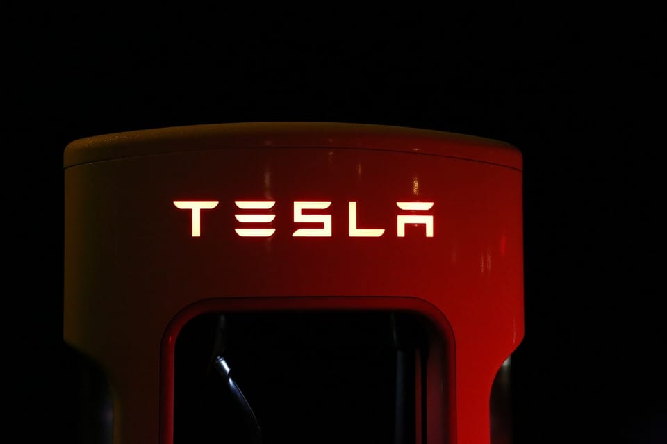 Tesla Model 3 - Tesla Logo