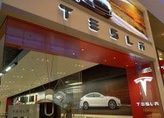 Tesla Motors Store