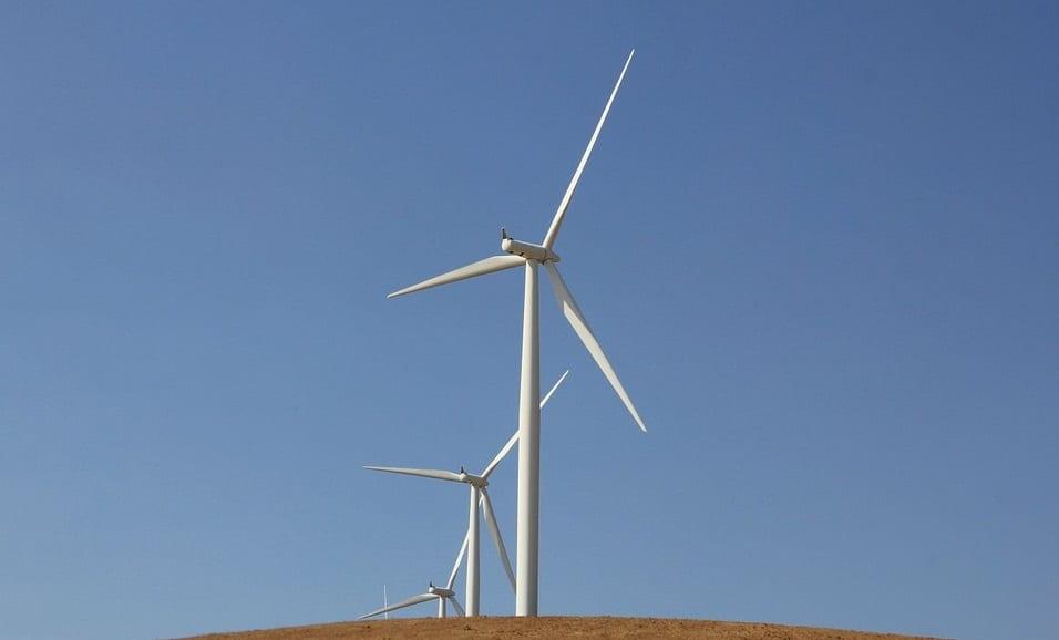 Wind Energy - Wind Turbines Renewable Energy