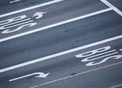 Bus Lanes - Hydrogen Fuel
