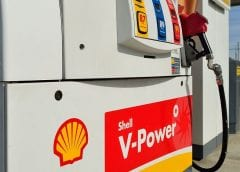 Hydrogen Infrastructure - Shell Gas Pump