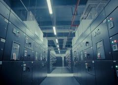 Power from Fuel Cells - Image of Data Center