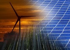 Renewable Energy - Wind, Solar, Earth