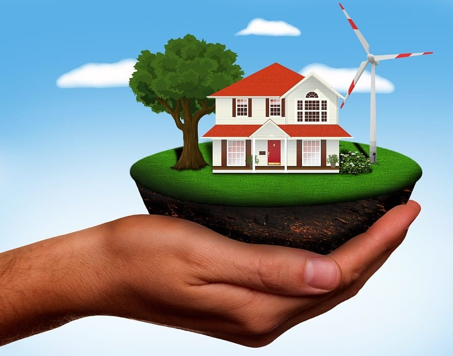 Green home energy is leading the way among renovation trends