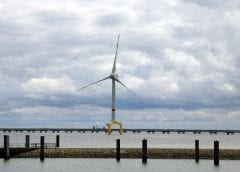 Offshore Wind Energy - Large Wind Turbine