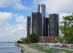 Wind Energy - General Motors Building
