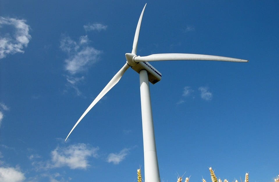 Wind energy is gaining more prominence in Denmark