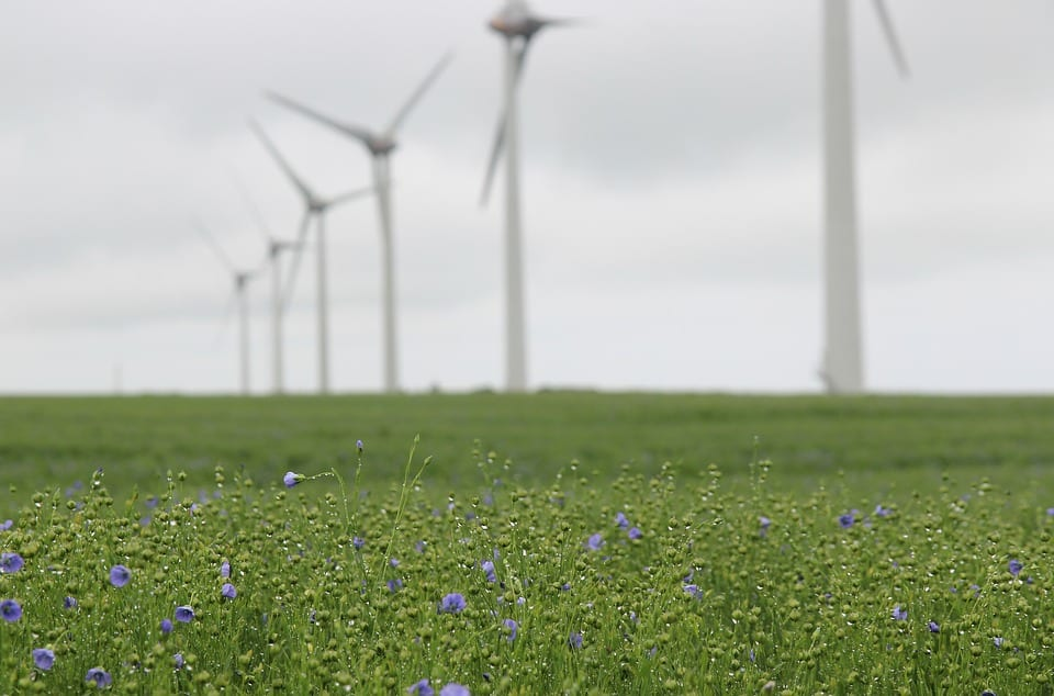 Wind energy may supply 30% of Europe's electricity by 2030