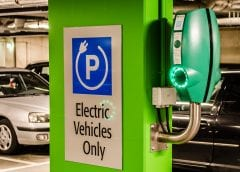 Electric vehicles - EV charging station