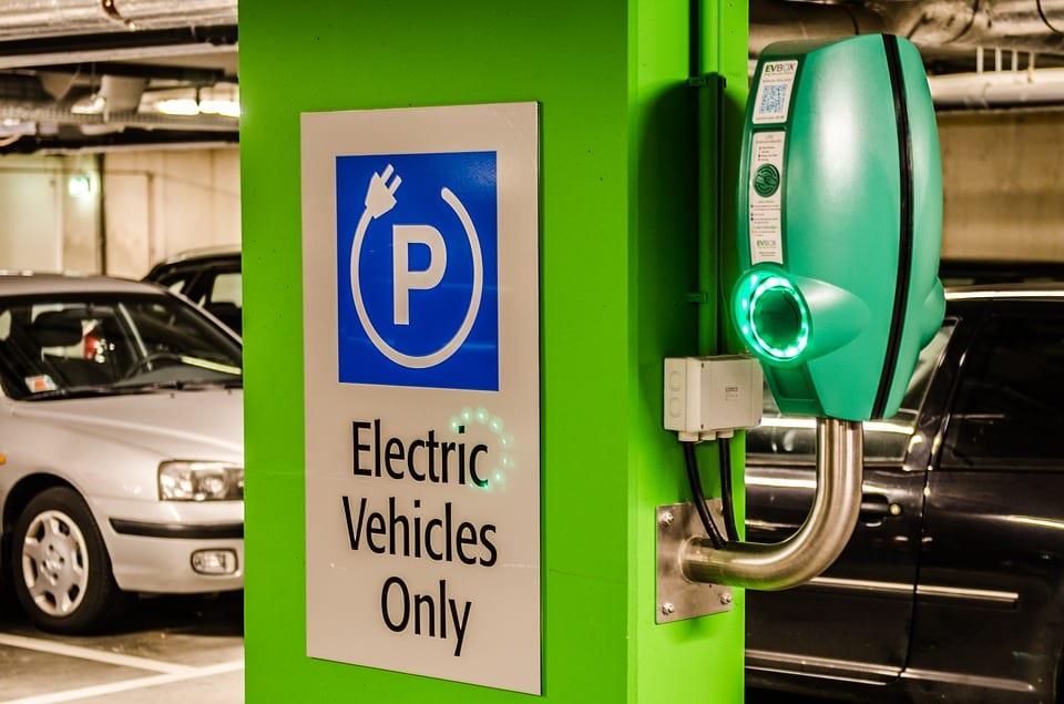 Electric vehicles - EV charging station
