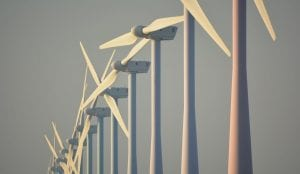 Wind energy generation - Wind Turbine Farm