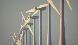 Wind energy generation - Wind Turbine Farm