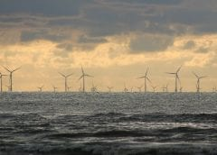 Offshore Wind Energy - Wind park on water