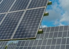 Solar Farms - Solar Panels