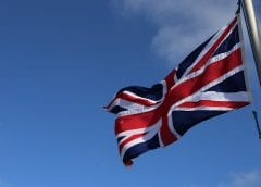 UK Renewable Energy - UK Flag
