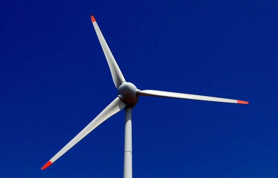 Offshore wind energy could be used to power the world